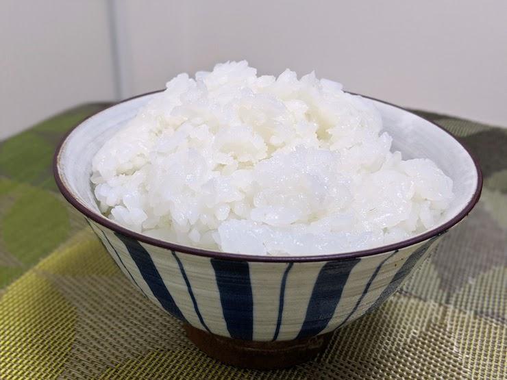 私がいつも食べている越後低たんぱく米