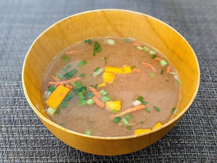 タニタ食堂監修 減塩みそ汁 野菜