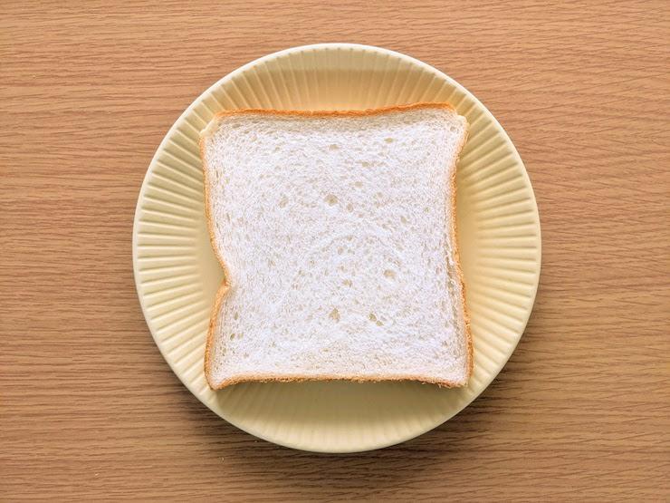 おいしそうな食パンの香りが広がります