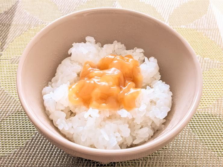 納豆の匂いはするが、味はかつお節風味